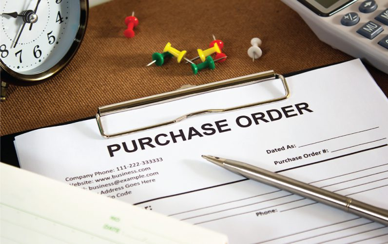 po purchase order