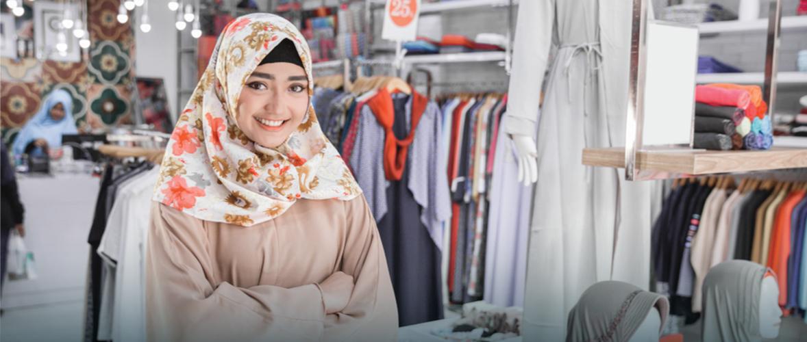 Bisnis Baju Lebaran & Item Lainnya yang Laris di Bulan Puasa